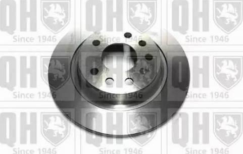 Quinton Hazell BDC5413 - Тормозной диск sparts.com.ua