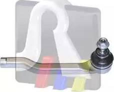 RTS 91-06611-1 - Наконечник рулевой тяги, шарнир sparts.com.ua