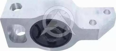 Sidem 863637 - Сайлентблок, рычаг подвески колеса sparts.com.ua