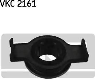 SKF VKC2161 - Выжимной подшипник sparts.com.ua