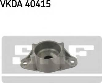 SKF VKDA 40415 - Опора стойки амортизатора, подушка sparts.com.ua