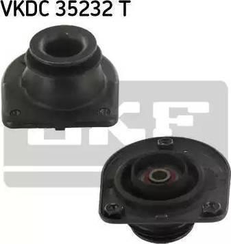 SACHS 802 336 - Опора стойки амортизатора, подушка sparts.com.ua