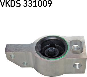 SKF VKDS 331009 - Сайлентблок, рычаг подвески колеса sparts.com.ua