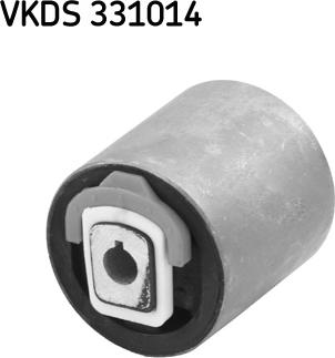 SKF VKDS 331014 - Сайлентблок, рычаг подвески колеса sparts.com.ua