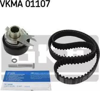 SKF VKMA01110 - Комплект ремня ГРМ sparts.com.ua