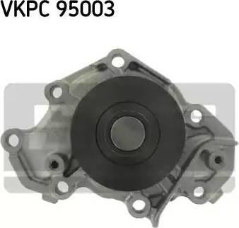 SKF VKPC 95003 - Водяной насос sparts.com.ua