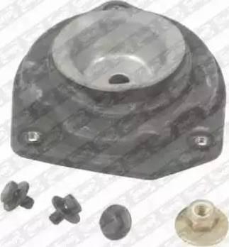SNR KB655.34 - Ремкомплект, опора стойки амортизатора sparts.com.ua