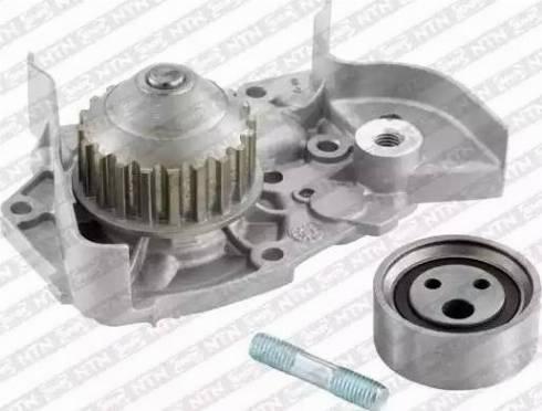 SNR KDP455.410 - Водяной насос + комплект зубчатого ремня sparts.com.ua