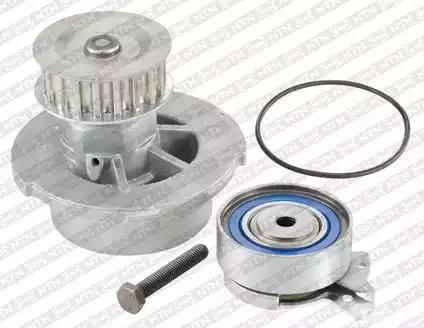 SNR KDP453.020 - Водяной насос + комплект зубчатого ремня sparts.com.ua