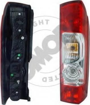 Somora 084271MC - Задний фонарь sparts.com.ua