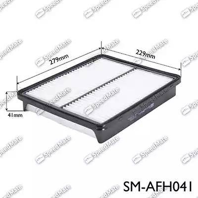 SpeedMate SM-AFH041 - Воздушный фильтр sparts.com.ua