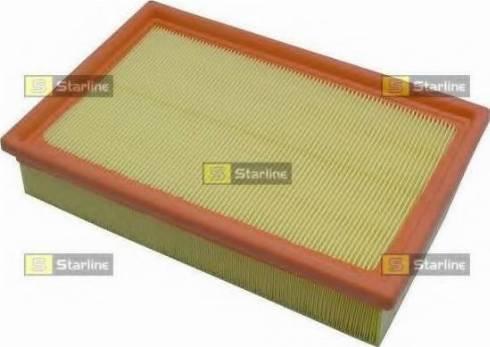 Starline SFVF2204 - Воздушный фильтр sparts.com.ua