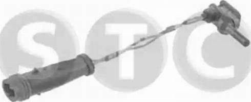 STC T402100 - Сигнализатор, износ тормозных колодок sparts.com.ua