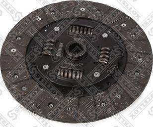 Stellox 07-00063-SX - Диск сцепления, фрикцион sparts.com.ua