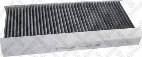 Stellox 7110540SX - Фильтр воздуха в салоне sparts.com.ua