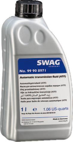 Swag 99 90 8971 - Масло рулевого механизма с усилителем sparts.com.ua