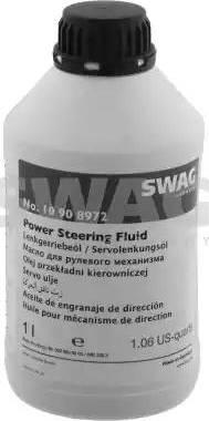 Swag 10908972 - Масло рулевого механизма с усилителем sparts.com.ua