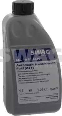 Swag 10929449 - Масло автоматической коробки передач sparts.com.ua