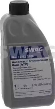 Swag 10922806 - Масло рулевого механизма с усилителем sparts.com.ua