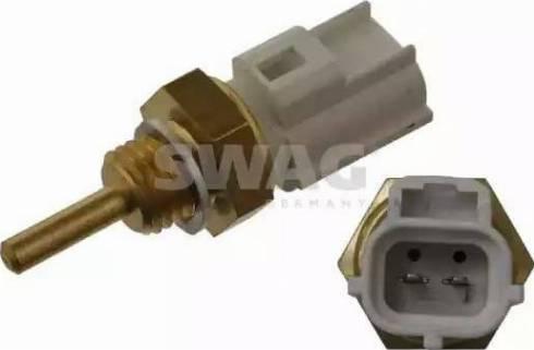 Swag 81930670 - Датчик, температура охлаждающей жидкости sparts.com.ua