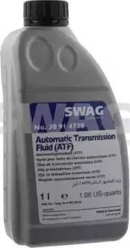 Swag 30914738 - Масло автоматической коробки передач sparts.com.ua