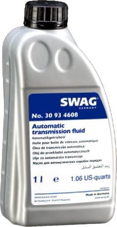 Swag 30934608 - Масло автоматической коробки передач sparts.com.ua