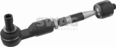 Swag 32 72 0022 - Поперечная рулевая тяга sparts.com.ua