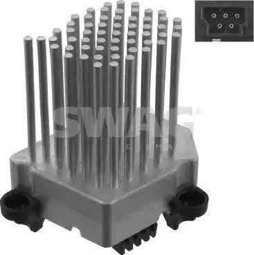Swag 20931966 - Блок управления, кондиционер sparts.com.ua