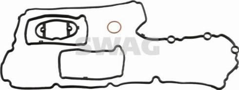 Swag 20 10 4073 - Комплект прокладок, крышка головки цилиндра sparts.com.ua