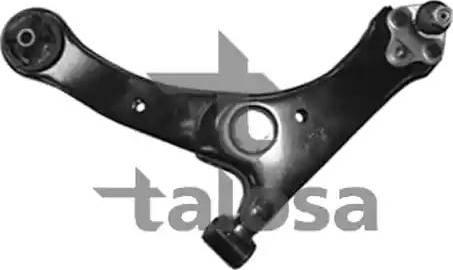 Talosa 40-00008 - Рычаг независимой подвески колеса sparts.com.ua