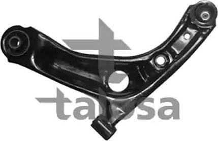 Talosa 40-00722 - Рычаг независимой подвески колеса sparts.com.ua
