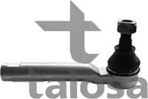 Talosa 42-07995 - Наконечник рулевой тяги, шарнир sparts.com.ua