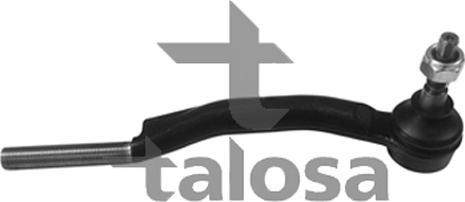 Talosa 42-10048 - Наконечник рулевой тяги, шарнир sparts.com.ua