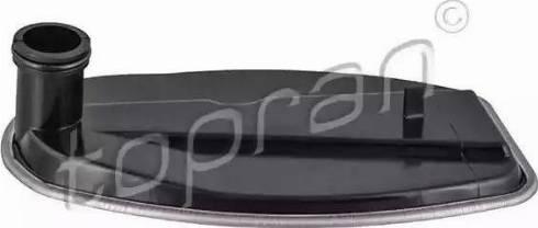 Topran 400451 - Гидрофильтр, автоматическая коробка передач sparts.com.ua