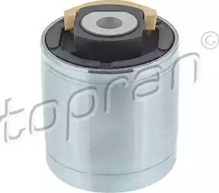 Topran 107 677 - Сайлентблок, рычаг подвески колеса sparts.com.ua