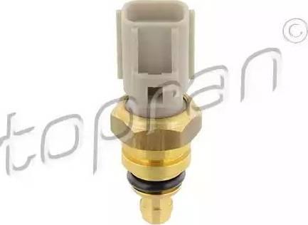 Topran 302722 - Датчик, температура охлаждающей жидкости sparts.com.ua