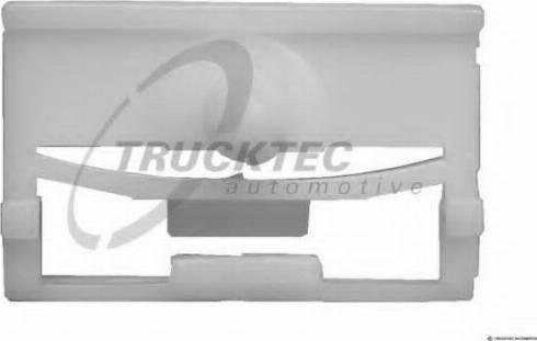 Trucktec Automotive 08.62.333 - Скоба sparts.com.ua