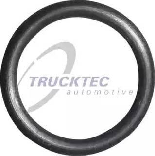 Trucktec Automotive 08.10.095 - Уплотнительное кольцо, выпуск масла (компрессор) sparts.com.ua