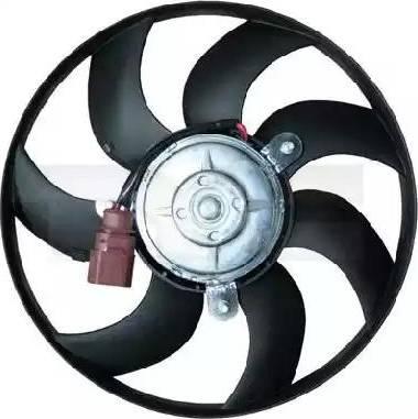 TYC 8370032 - Вентилятор, охлаждение двигателя sparts.com.ua