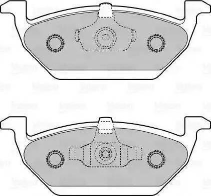 Intelli D137E - Тормозные колодки, дисковые sparts.com.ua