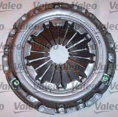 Valeo 801502 - Комплект сцепления sparts.com.ua