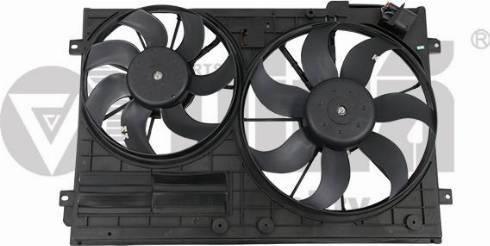 Vika 11211503301 - Вентилятор, охлаждение двигателя sparts.com.ua