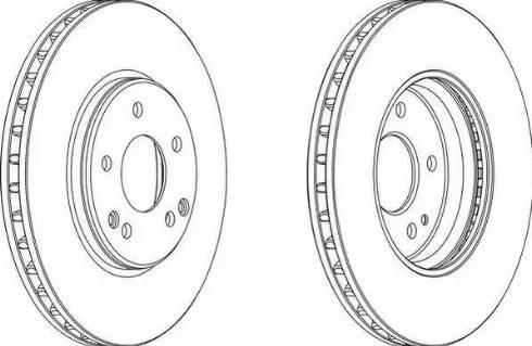 ABE C3M023ABE - Тормозной диск sparts.com.ua