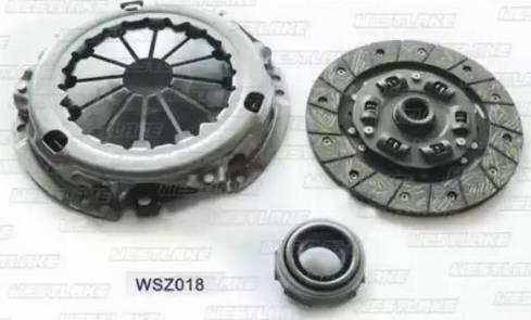 Westlake WSZ018 - Комплект сцепления sparts.com.ua