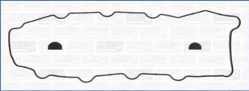 Wilmink Group WG1169598 - Комплект прокладок, крышка головки цилиндра sparts.com.ua
