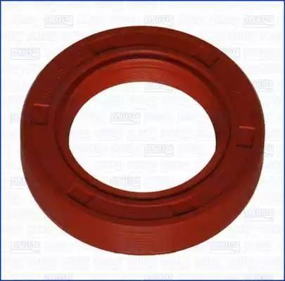 Wilmink Group WG1163063 - Уплотняющее кольцо, коленчатый вал sparts.com.ua