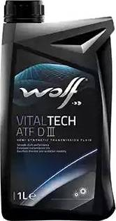 Wolf 8305306 - Масло рулевого механизма с усилителем sparts.com.ua