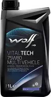 Wolf 8303609 - Масло ступенчатой коробки передач sparts.com.ua